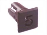 Objímka SL225 pro LED @5mm znak (5)