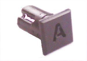 Objímka SL230 pro LED diody @5mm znaková (A)