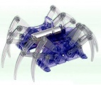 Robotický pavouk - stavebnice - brouk krab - SPIDER ROBOT