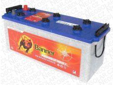 Solární baterie olověná Banner(12V/130Ah) nabíjecí