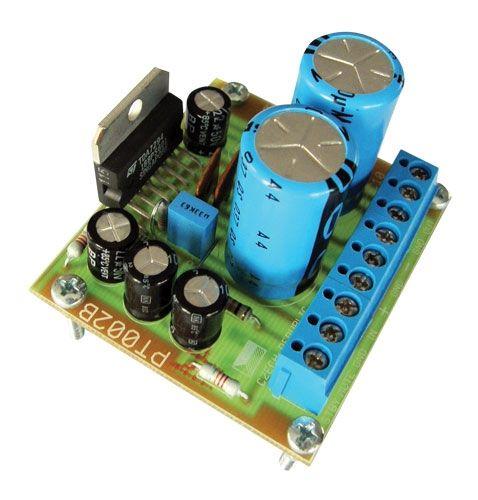 Stavebnice zesilovače 100W s TDA 7294 mono Hi-Fi zesilovač ve třídě AB