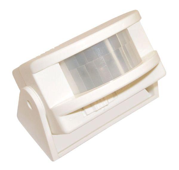 Alarm - Hlásič pohybu s PIR čidlem-optická závora, funkce siréna nebo gong
