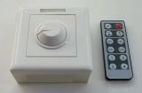 LED ovladač-stmívač M3 IR dálkové+manuální ovládání 12-24V/8A, 96W