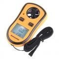 Anemometr digitální měřič rychlosti větru a teploty HM8908