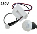 Pohybové čidlo infra PIR 230V/Spínaná zátěž max. 800 W - modul