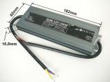 Zdroj-trafo pro LED pásek 12V/100W/8,3A IP67 SLIM