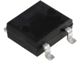B1000V1,5A SMD diodový můstek pin 5,08mm