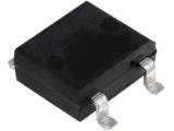 B1000V1A SMD diodový můstek pin 5,08mm