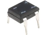 Můstek diodový B1000V2A-DIL 2A/1000V DIP4