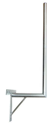 Konzola 35cm - výška 96cm se vzpěrou průměr 42mm držák antén
