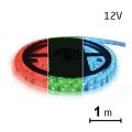LED pásek 12V 335 (boční) 60LED/m IP20 max. 4.8W/m R-G-B multicolor (1ks = 1m)