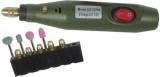 Mini vrtačka/bruska DZ-70706 12V / 12W 18000 otáček, napájení 12V (včetně spínaného zdroje), 12000 ot./min., s brusnými kotouči
