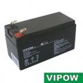 Baterie olověná 12V/1,3Ah akumulátor