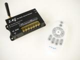 LED kontroler - RF16A multi 4 ovladač pro LED pásky