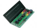 Stavebnice modul indikátor vybuzení STEREO 2x15 LED