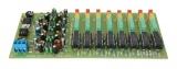 Stavebnice PT041 Audio spectrum analyzer indikátor vybuzení pro 8 fr. pásem