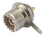 Zdířka UHF (PL) panel- matice