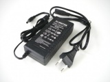 Zdroj-trafo pro 12V/84W/7A zásuvkový, konektor @2,1x5,5mm