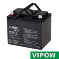Baterie olověná 12V/33Ah - Vipow