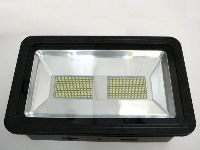 LED reflektor SMD 200W, venkovní, IP65, 180-240V AC, černá, barvra teploty světla studená bílá,denní, teplá, nová generace