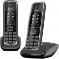 SIEMENS Gigaset C530 DUO dect bezdrátový telefon