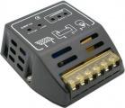 Solární PWM regulátor 12/24 V, 10 A