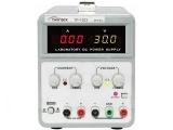 Laboratorní zdroj TWINTEX TP-1303 s regulací 2x0-30V/0-3A