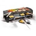 DOMO gril z přírodního kamene Raclette DO 9039 G pro 8 lidí