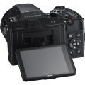 Kompaktní fotoaparát NIKON COOLPIX B500 black digitální zrcadlovka