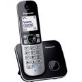 Panasonic KX TG6811FXB dect bezdrátový telefon