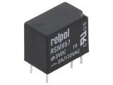 RELÉ RSM957-0111-85-S003 3VDC 2A