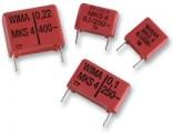 100n/630V MKP4 fóliový kondenzátor RM15
