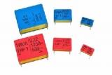 100n/630V FKP1 fóliový kondenzátor RM27