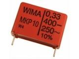 220n/400V MKP10 fóliový kondenzátor RM22