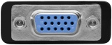 Redukce CANON 15pin vidlice 3-řadá VGA/DVI (24+5pin) zásuvka