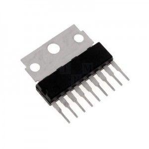 TDA1013B Audio výkonový nf zesilovač 10W/16ohm. 40V SIL9