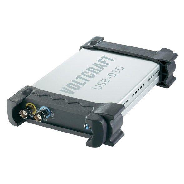 USB osciloskop Voltcraft DSO-2020, 2kanálový, 20 MHz, připojení k PC přes rozhraní USB