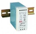 Zdroj-trafo 48V 0,83A 39,8W (MDR-40-48) na DIN lištu