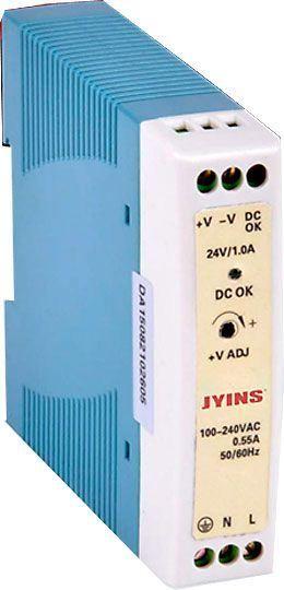 Zdroj stabilizovaný spínaný 12V 1,66A 20W (DR-20-12) na DIN lištu