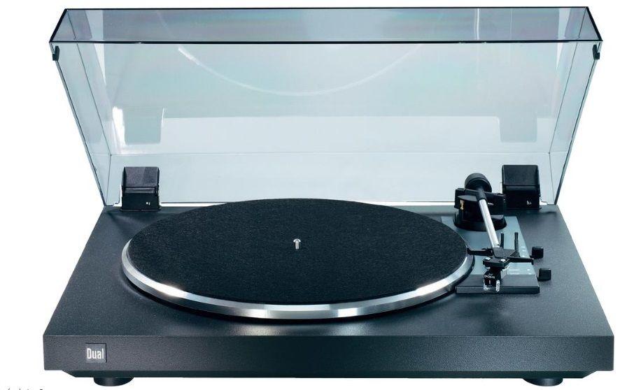 Gramofon Dual CD 415-2, Plně automatický gramofon s jednoduchou obsluhou.
