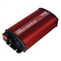 Měnič napětí DC/AC 12V/230V střídavý proud, výkon 600W + USB CARSPA