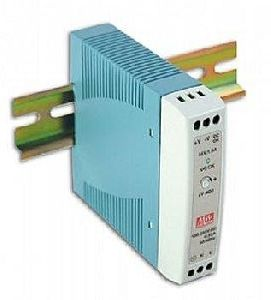 Napájecí spínaný zdroj-trafo pro 15V 1,34A 20W (MDR-20-15) na DIN lištu