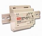 Zdroj-trafo 15V 4A 60W (DR-60-15) na DIN lištu