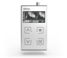 Osciloskop Velleman DIGI HPS140MK2 s měřicí sondou, ruční MINI, digitální multimetr, šířka pásma 10 MHz a cilivostí až 0,1 mV