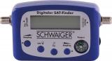 SATELITNÍ měřák Schwaiger SF 80 digitalní