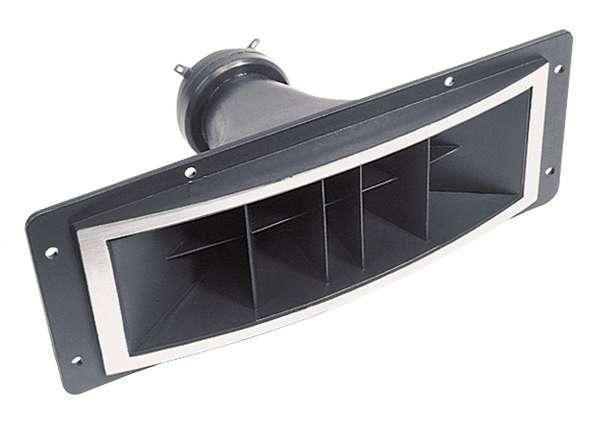 Reproduktor výškový piezo F29, 120 W, 3-20kHz, 92 dB, 270x100 mm