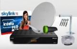 Satelity a DVB-T