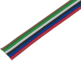 PNLY 0,75-6 CN kabel plochý barevný