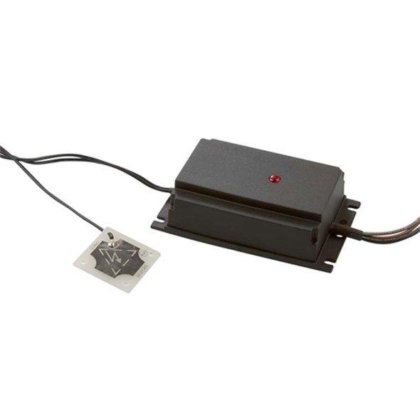 Odpuzovač, plašič kun do auta ultrazvukový CAR2 s elektrodami VN a vysokým napětím, do motorového prostoru