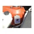 Odpuzovač, plašič kun do auta ultrazvukový Deramax, Napájení 9V baterie (6F22), PROFI, přenosný